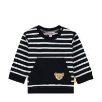 Steiff Sweatshirt navy Baby