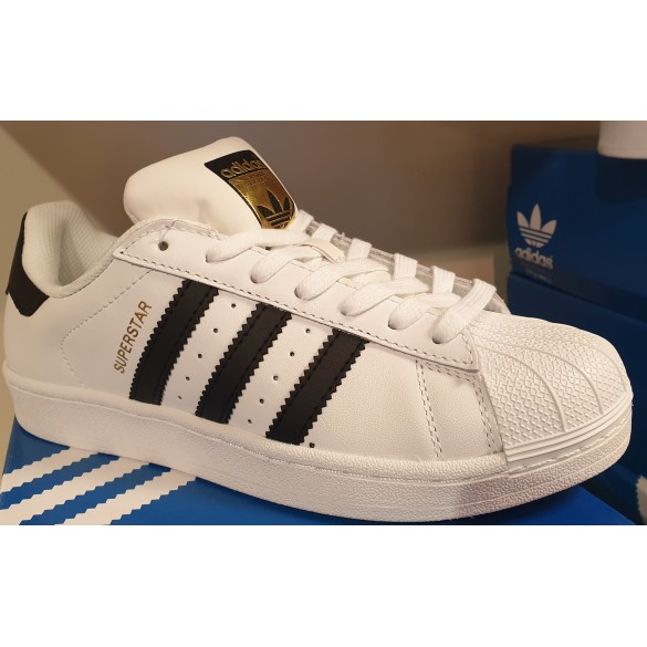 Adidas Superstar Foundation white/core black/white