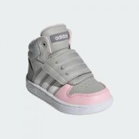 Adidas Kinder Sneaker Hoops Mid 2.0 l GZ7779