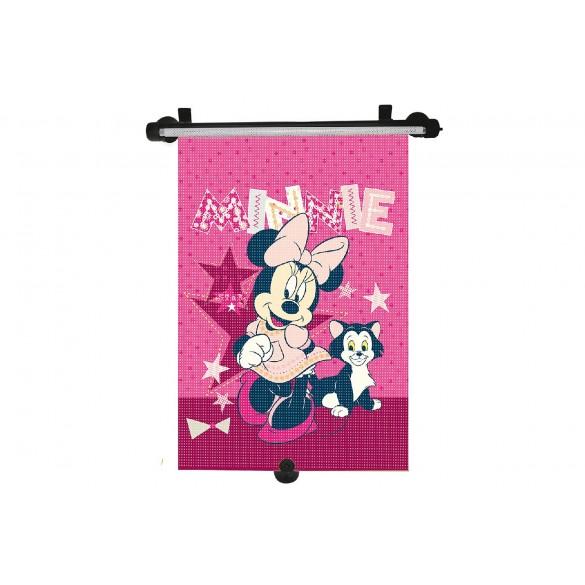 Auto Sonnenschutzrollo Minnie Mouse