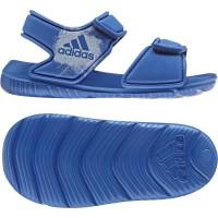 Adidas Badeschuh Altaswim blau