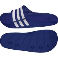 Adidas Adilette Duramo Slide blau