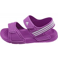 Adidas Badeschuh Akwah lila