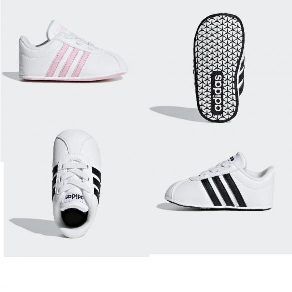 Adidas VL Court 2.0 Baby Schuh