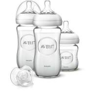 Avent Neugeborenen Glas-Flaschenset SCD291/02