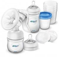 Philips Avent Handmilchpumpen Set