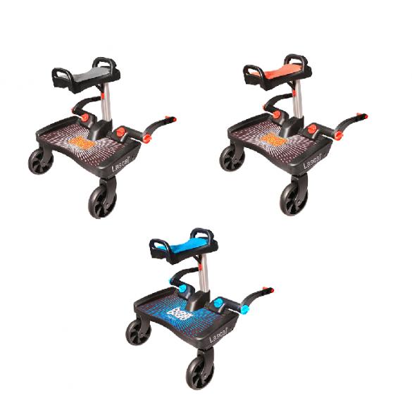 Lascal BuggyBoard Maxi Plus mit Sattel
