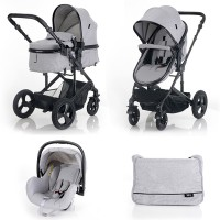 Baby Plus Pure 3in1 Kinderwagen