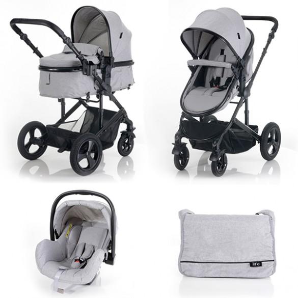 Baby Plus Pure 3in1 Kinderwagen