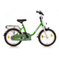 Bachtenkirch Fahrrad 16 Zoll Bibi grün weiß