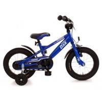 Bachtenkirch Fahrrad 14 Zoll Little Dax Timmy matt blau