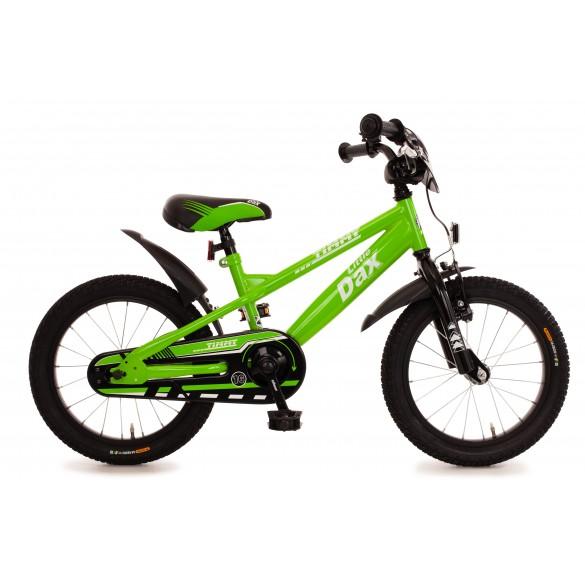 Bachtenkirch Fahrrad 16 Zoll Little Dax Timmy grün schwarz