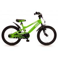 Bachtenkirch Fahrrad 18 Zoll Little Dax Timmy grün schwarz