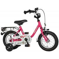 Bachtenkirch Fahrrad 12,5 Zoll Bibi Pink