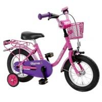 Bachtenkirch Fahrrad 14 Zoll Empress Pink