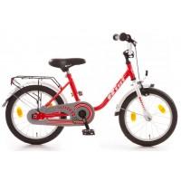 Bachtenkirch Fahrrad Bibi Rot 16 Zoll