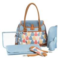 Babymoove Wickeltasche Style Bag