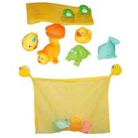 Badespielzeug mit Netz