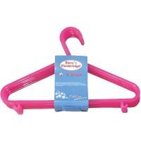 Kinder Kleiderbügel Pink