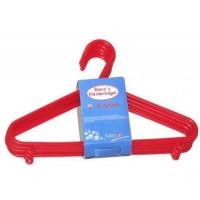 Kinder Kleiderbügel Rot