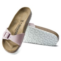 Birkenstock Madrid Birko Flor Icy Metallic Old Rose