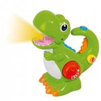 Chicco T-Rex Dinosaurier Taschenlampe