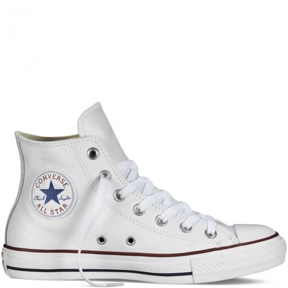 Converse Chucks Taylor All Star Leder white 132169C
