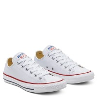 Chuck Taylor All Star Leather weiß 132173C
