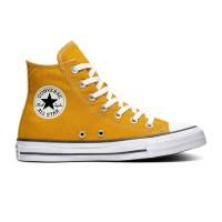 Converse Chuck Taylor High Saffron Yellow