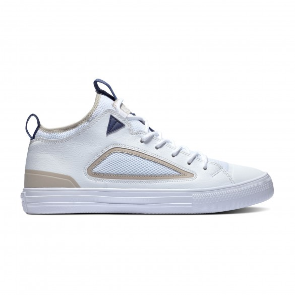 Converse Chuck taylor low Sneaker white string midnight navy 171406C