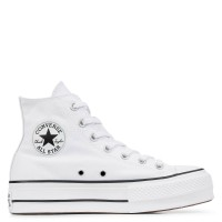 Converse Lift Chucks Taylor All Star High Damen weiß 560846