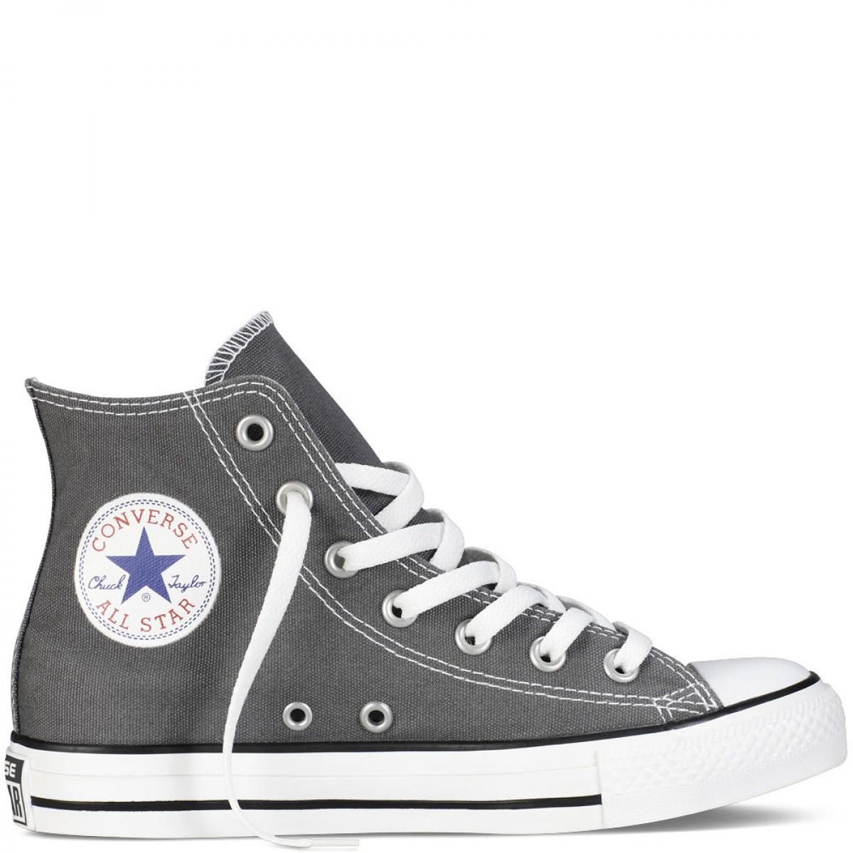 Converse Chuck Taylor All Star Hi charcoal 1J793C