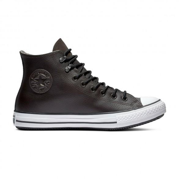 Converse Chuck Herren Taylor All Star Winter-Hi Velvet Brown/White/Black