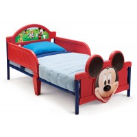 Disney Kinderbett Mickey Mouse 70 x 140 cm