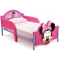 Delta Kinderbett Minnie Mouse 70 x 140 cm
