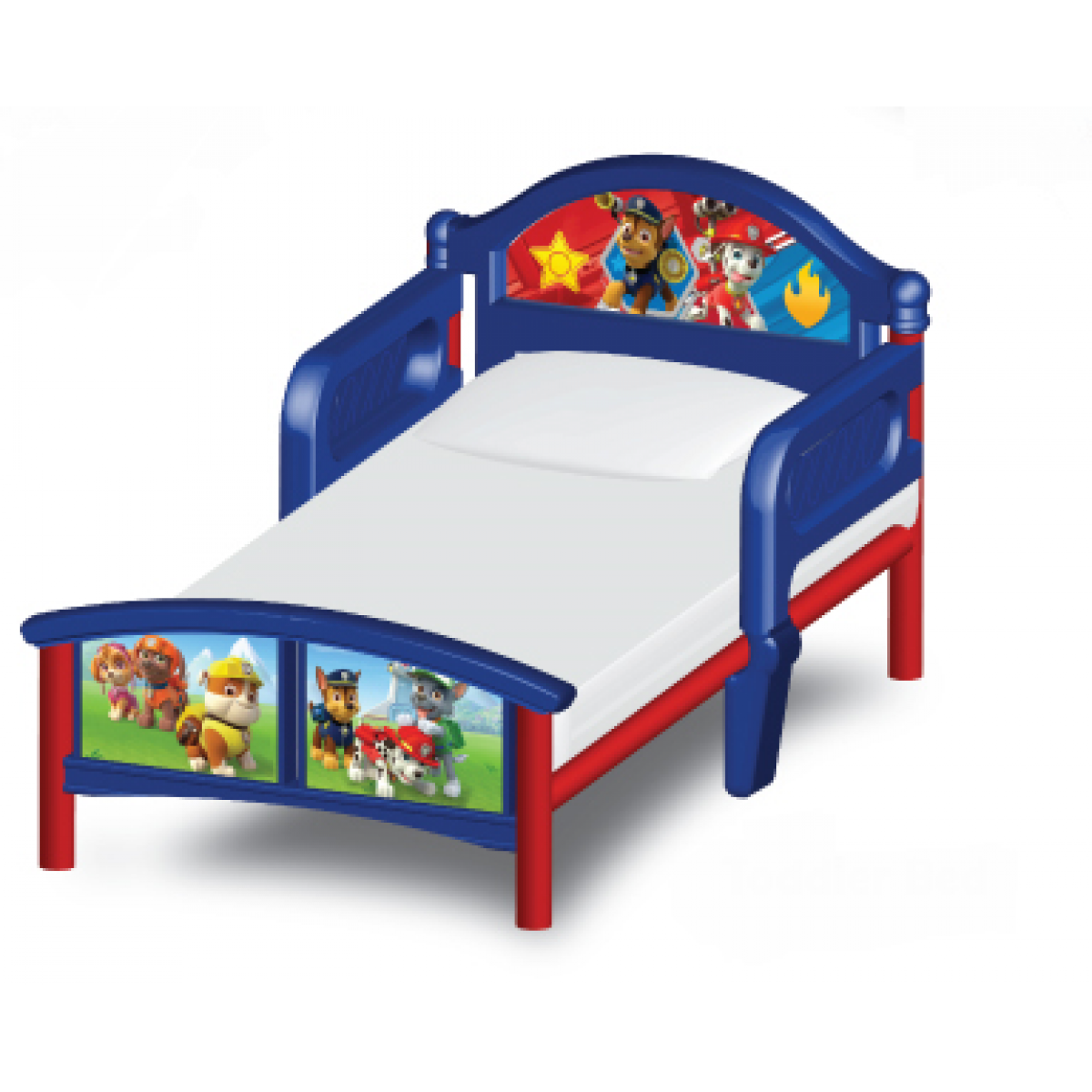 delta kinderbett paw patrol. Black Bedroom Furniture Sets. Home Design Ideas