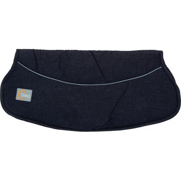 Fillikid Handwärmer Fuji Melange schwarz