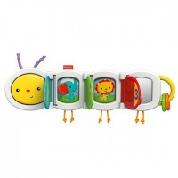 Fisher-Price Babys Spielraupe