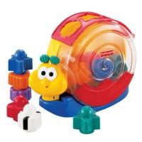Fisher-Price Baby Spiel- und Musikschnecke