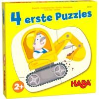Haba 4 erste Puzzles – Baustelle