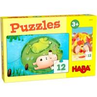 Haba Puzzles Herr Igel