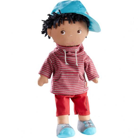 Haba Stoff Puppe William 30 cm