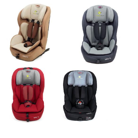 Kinderkraft Autositz Safetyfix