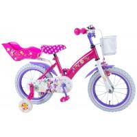 Disney Minnie Mouse Fahrrad 14 Zoll