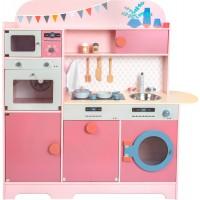 Legler Kinderküche Rosa Gourmet