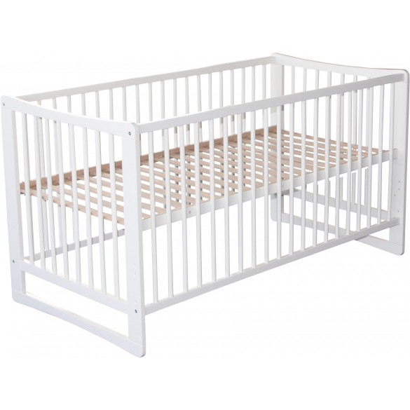 Legler Kinderbett Nicoletta weiß 70/140 cm