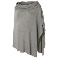 Mamalicious Umstands Strick Poncho