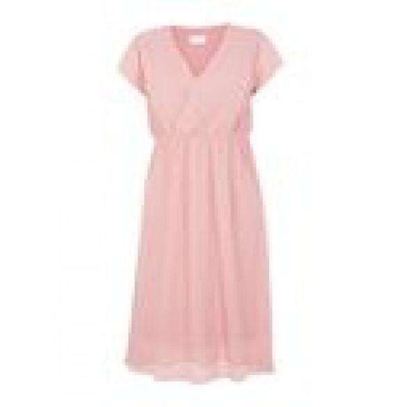 Mamalicious Kurzärmeliges Still-Kleid kurz