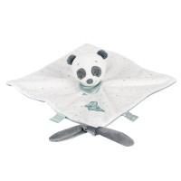 Kuscheltuch Panda Nattou