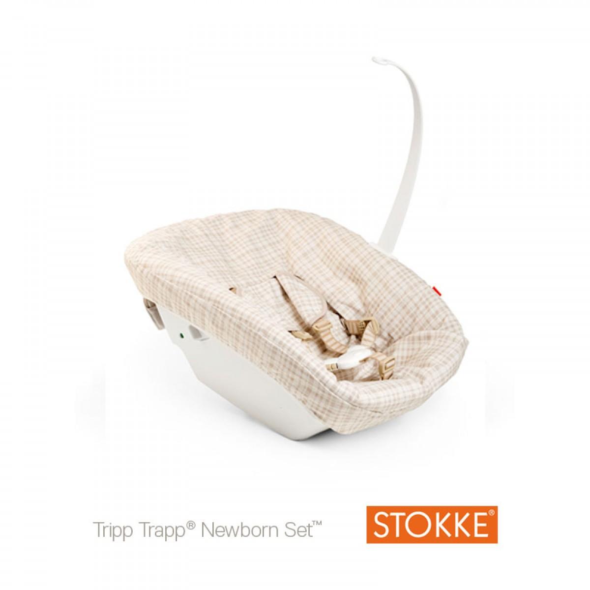 Stokketripp Trapp New Born Set